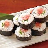 まぐろたたき巻き寿司