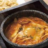 石焼き純豆冨つけ麺