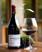 美味しいお料理と共に美味しいワイン