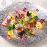 神戸牛料理を、和、洋様々な調理法でお楽しみいただけます