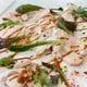 鶏肉のサラダ仕立て カナリアソース