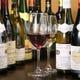 ワインも豊富!毎日グラスワインが8~10種ほど選べますよ!