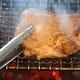 備長炭の炭火グリル!美味しく焼いてます!