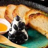 黒豆クリームチーズ