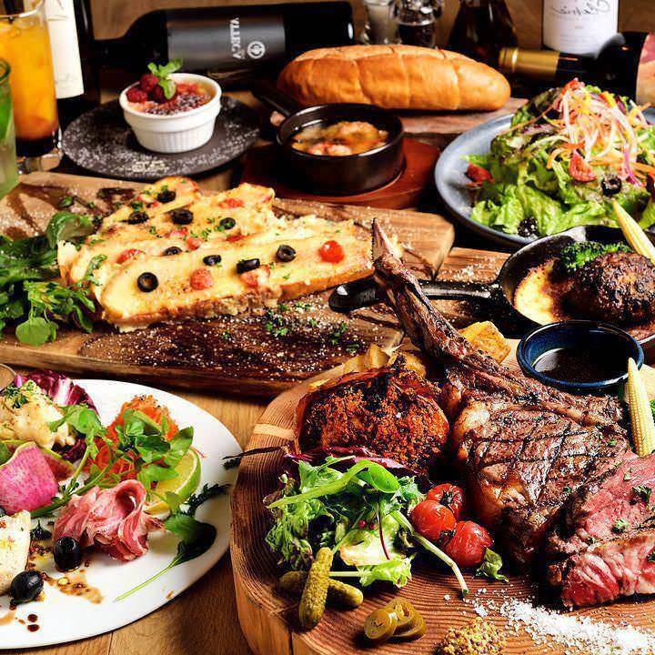 ■OPEN記念■チーズ&お肉の専門店!大人気♪UFOチーズフォンデュ/特選牛ステーキ4980→3980円飲み放付10品