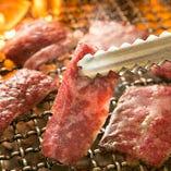 松阪牛や国産黒毛和牛そのものの味わいを存分にご堪能ください。