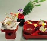 【ご自宅でお祝いプラン】 お食い初め・お顔合わせ・節句・長寿のお祝い等をご自宅でどうぞ