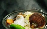 初夏の会席料理 ☆初夏の西多摩産食材と海鮮の陶板焼き他☆(5月~6月期間限定)