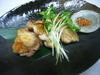 鶏塩焼き/豚ばら塩焼き