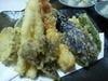 天ぷら盛り合わせ/フライ盛り合わせ