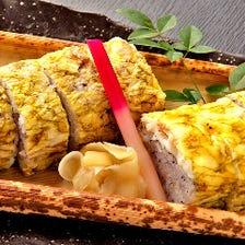 [お土産に]こだわりの焼き寿司