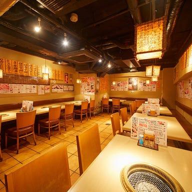 黒毛和牛焼肉・韓国料理 からくに家 銀座店 店内の画像