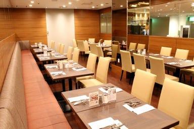 川崎日航ホテル カフェレストラン ナトゥーラ 店内の画像