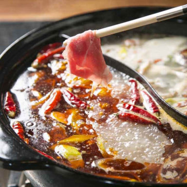 本格四川料理×火鍋 蜀道鮮  コースの画像