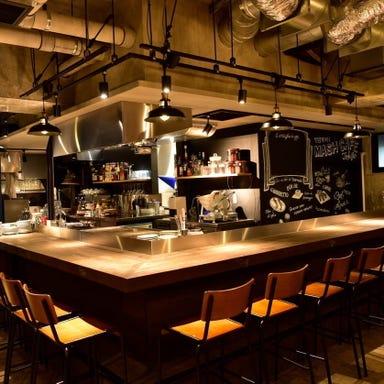 TEPPAN MASH CAFE TOKYO  店内の画像