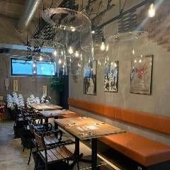 鉄板焼きイタリアンカフェ MASH CAFE TOKYO