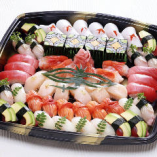 [仕出し懐石こんごう]特上祝い寿司