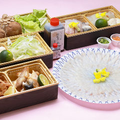 【夏カタログ限定】[割烹金剛]八戸前沖ふぐ福贅沢セット