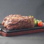 北海道産牛のフィレステーキ