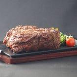 【ランチ】北海道産牛のフィレステーキ