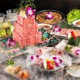 【食べ放題】2H食べ放題~『プレミアム焼肉食べ放題コース』焼肉全80種食べ放題付き5980円⇒4980円