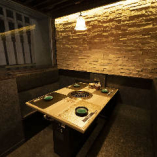 テーブル席■ゆったり使えるテーブル座席で渋谷×焼肉。