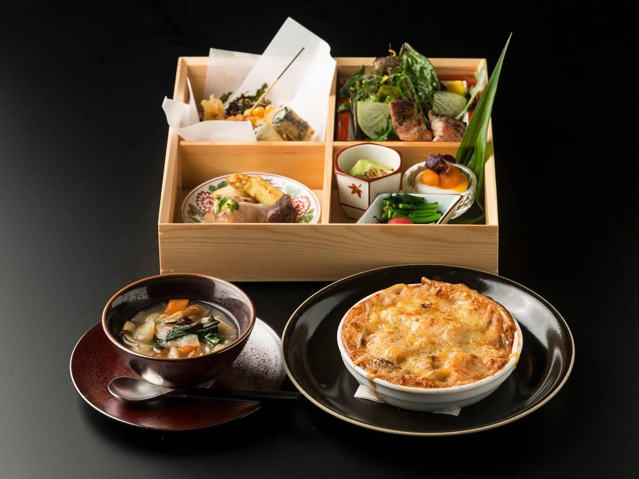 【和食】南禅寺名物 湯豆腐会席 全7品