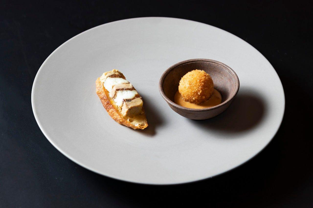 【洋食】Menu Degustation 京の洋食 全10品