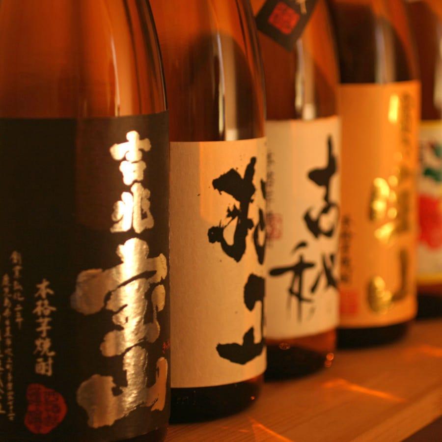 広島をはじめ全国の美酒・銘酒を取り扱っております