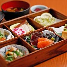 和食職人のお弁当をお手軽価格で
