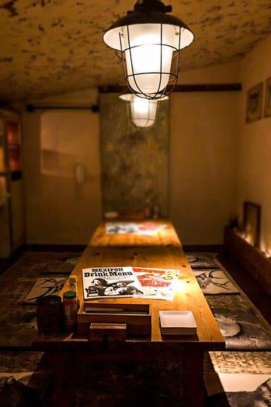 タコス酒場 メキシポン  店内の画像