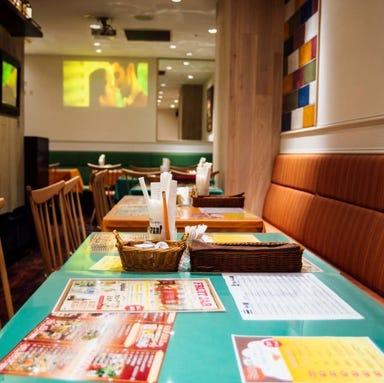 cafe&kitchen オリエンタルSAPANA 錦糸町店 店内の画像