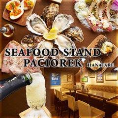 SEAFOOD STAND PACIOREK HANATARE