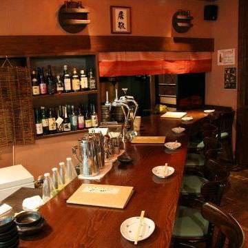 イタリアン創作酒房 柳庵  店内の画像