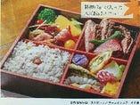 柳庵のステーキ弁当(2日前まで)