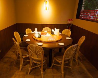 刀削麺・火鍋・西安料理 XI'AN(シーアン) 後楽園店 店内の画像