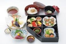 洗練の京料理を堪能