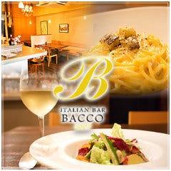 イタリアンバル BACCO(バッコ) 岸和田