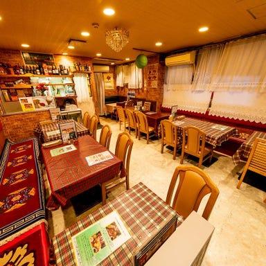 カラサ 大塚駅  店内の画像