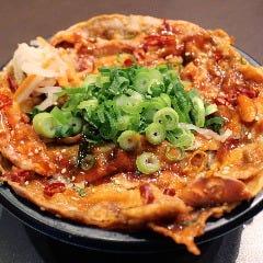 【 2月21日スタート!】炙り牛カルビ丼 ※画像は甘辛味噌タレ・肉ダブル&ごはん大