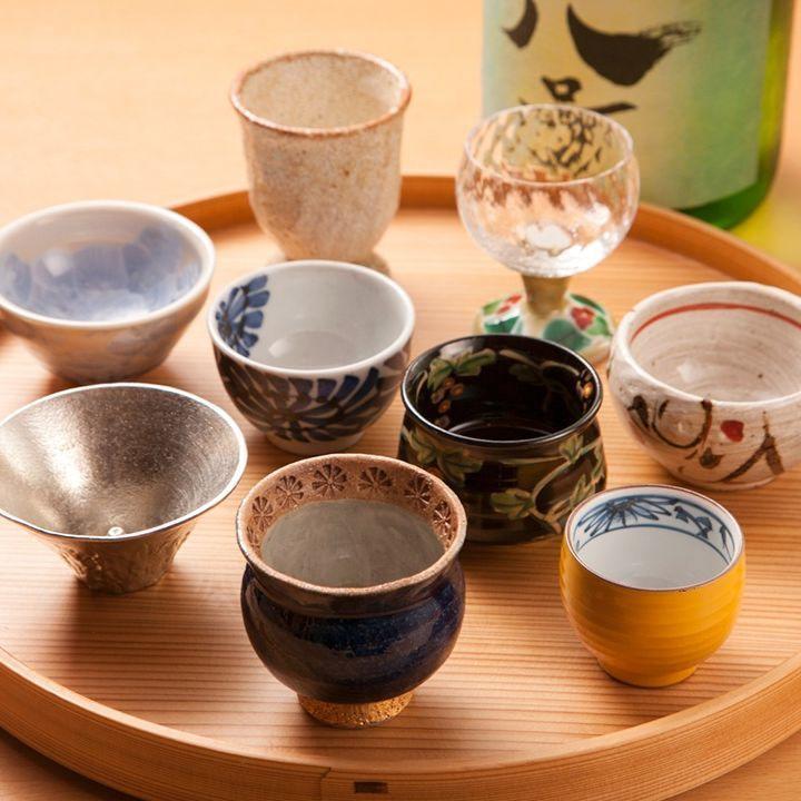 日本料理には日本のお酒がおすすめ