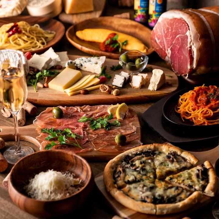 チーズ&ワイン Le.Lien立川