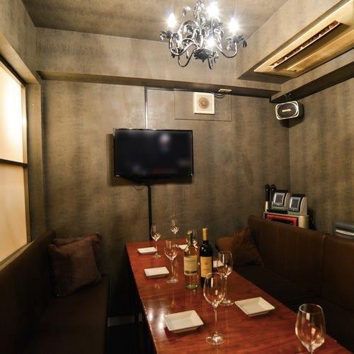 渋谷で宴会!完全個室6~15名迄