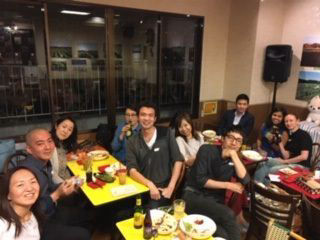 テラス席のある多国籍料理 サクラカフェ 幡ヶ谷 メニューの画像