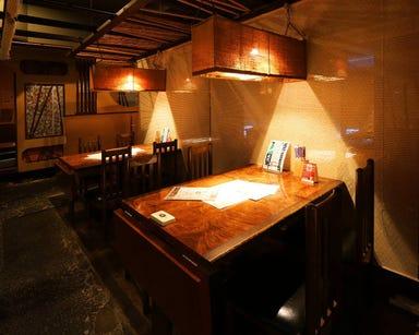 魚屋の個室居酒屋 銅屋  店内の画像