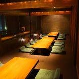 【金沢駅NEWOPEN】 完全個室完備の大人プライベート空間。
