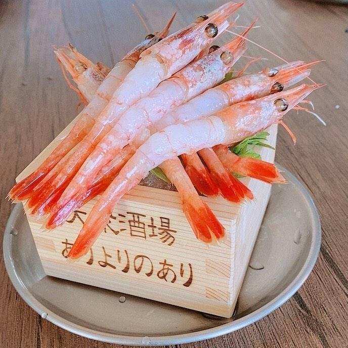 枡盛り鮮魚!