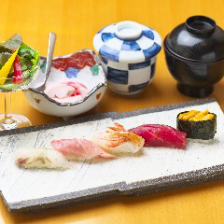 【ランチタイム限定】楠 -kusunoki- 全8品 4,500円(税抜)