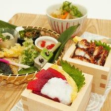 栞屋の伝統と技術が作る新しい料理