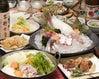 活いかと、博多の定番「水炊き」が楽しめる!